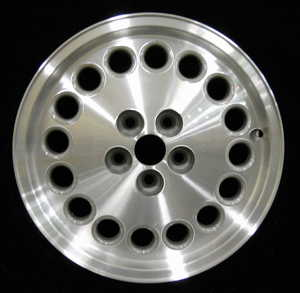 Dodge Chrysler Lebaron, Aluminum Wheel OEM Rims