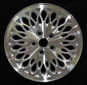 Dodge Chrysler TOWN-AND-COUNTRY, Aluminum Wheel OEM Rims