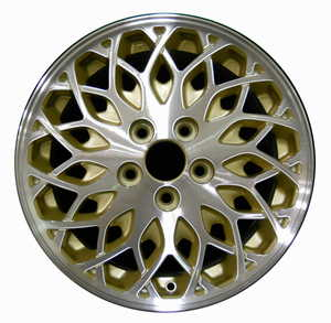 1998 Chrysler TOWN-AND-COUNTRY Aluminum Wheel OEM Rims