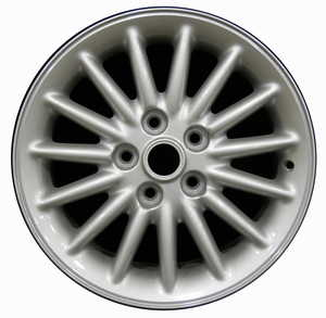 1999-2000 Chrysler TOWN-AND-COUNTRY Aluminum Wheel OEM Rims