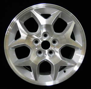 Plymouth Dodge Neon, Aluminum Wheel OEM Rims