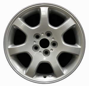 2002-2005 Dodge Neon Aluminum Wheel OEM Rims