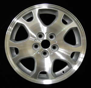 2003-2005 Dodge Neon Aluminum Wheel OEM Rims