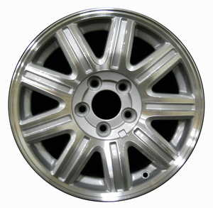 2004-2007 Chrysler TOWN-AND-COUNTRY Aluminum Wheel OEM Rims