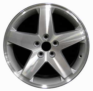 2007-2012 Dodge Caliber Aluminum Wheel OEM Rims