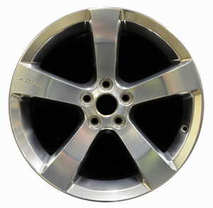 2007-2009 Dodge Caliber Aluminum Wheel OEM Rims