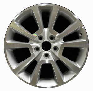 Jeep Dodge Caliber, Aluminum Wheel OEM Rims