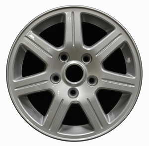 2011-2012 Chrysler TOWN-AND-COUNTRY Aluminum Wheel OEM Rims