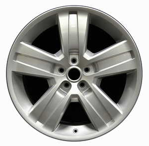 Jeep Dodge Nitro, Aluminum Wheel OEM Rims