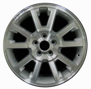 2007-2010 Ford Explorer Aluminum Wheel OEM Rims