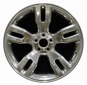 Mercury Ford Explorer, Aluminum Wheel OEM Rims