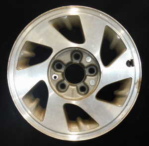 Typhoon GMC Syclone, Aluminum Wheel OEM Rims