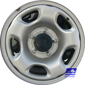 2005-2009 SUZUKI VITARA Factory Original OEM Wheels Rims