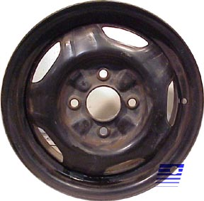MITSUBISHI DODGE COLT, Factory Original OEM Wheels Rims