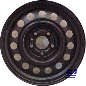 940-960-SERIES VOLVO 740, Factory Original OEM Wheels Rims