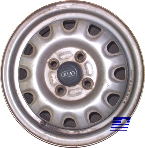 1990-1999 KIA SEPHIA Factory Original OEM Wheels Rims